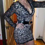 cougar blonde sexy