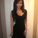 très jolie fille asiatique