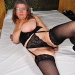 grand mère aime le sexe