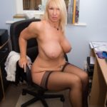 femme mature bandante